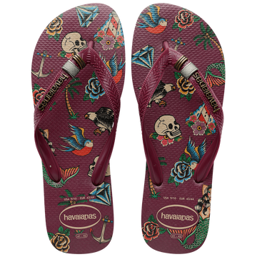 Chinelo Havaianas Top Tribo